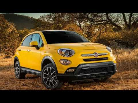 2018 FIAT 500X - The Highly Capable Crossover