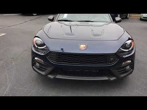 2018 FIAT Spider Abarth in Greer, SC 29650-1443
