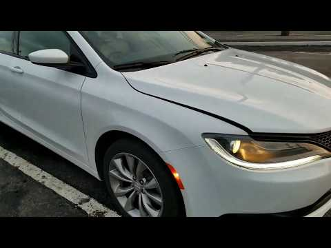 Dodge Chrysler 200s review AND DRIVE