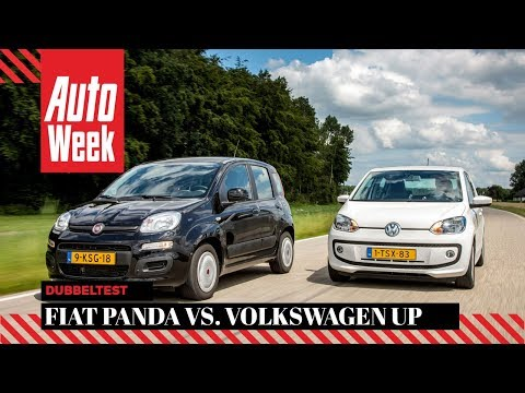 Fiat Panda vs. Volkswagen Up! - Occasion Dubbeltest