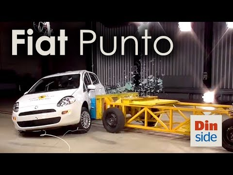 Fiat Punto crash test