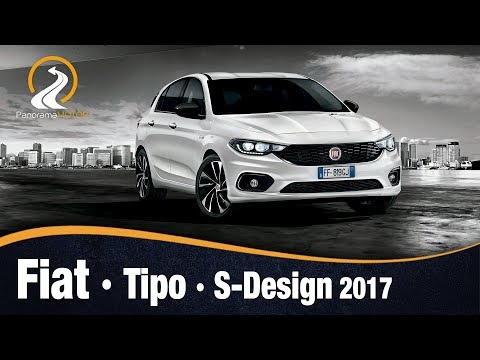 Fiat Tipo S-Design 2017 | Video e Informaci?n / Review en Espa?ol