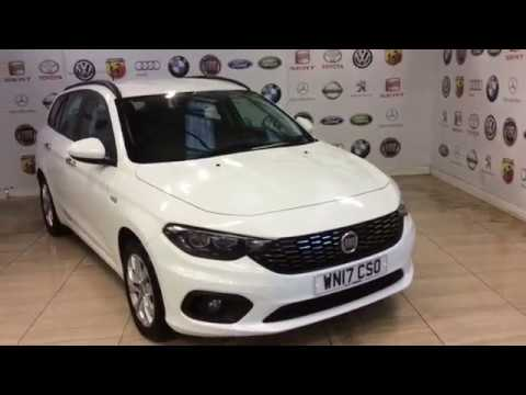 RICHARD HARDIE USED CAR FIAT TIPO WN17 CSO