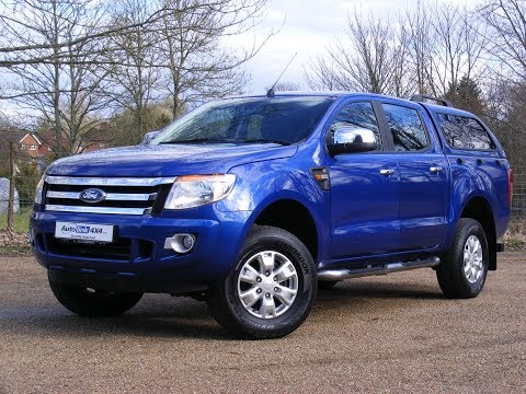 2014 Ford Ranger XLT 4WD Double Cab Pick Up for sale in Tonbridge, Kent