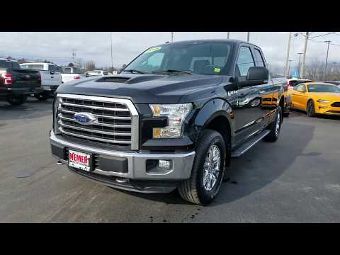 2015 Ford F-150 Supercab 4x4 HD Walkaround from Nemer Ford | Stock#1375C