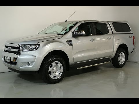 2017 Ford Ranger XLT 4x4 Auto - Team Hutchinson Ford