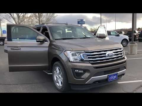 2018 Ford Expedition 4WD 3.5L EcoBoost Navigation BLIS