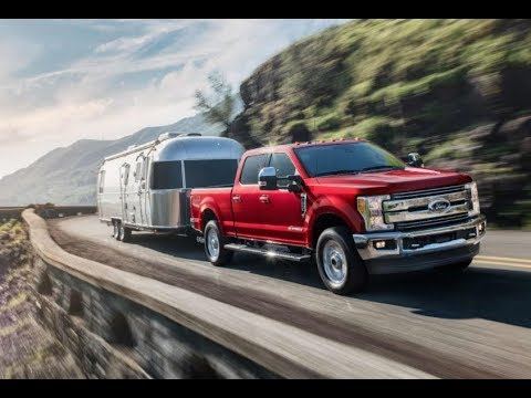 2018 Test Drive Ford F-250 Super Duty Limited 4x4 Diesel Performance