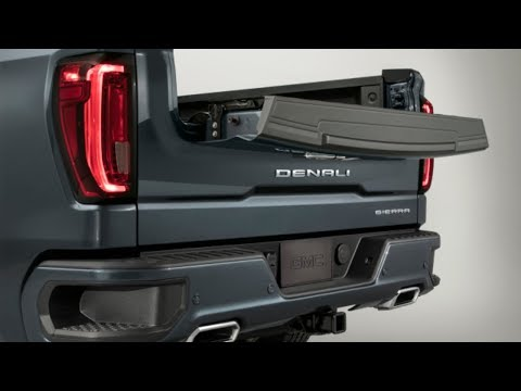 2019 GMC Sierra Denali - World's First Truck with Fiber Carbon Beds - AMAZING TRUCK !!
