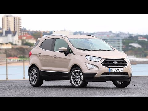 ANWB Test Ford EcoSport 2018