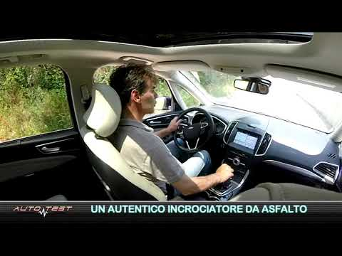 Auto Test Ford Galaxy 2.0 TDCI - AutomotoTV