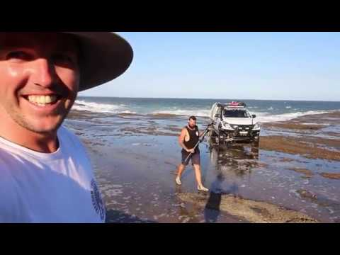 Catherine Hill Bay arvo 4x4 vlog 2