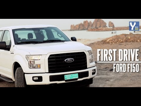 First Drive: Ford F150 in Oman