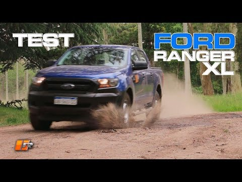 Ford Ranger XL 2018 Test - Routiere - Pgm 452