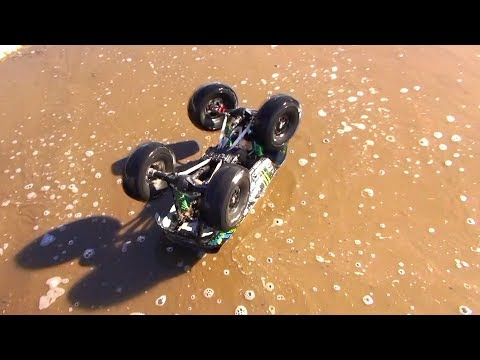 RC ADVENTURES - LET'S GET FiLTHY! RETURN of the MONSTER FORD MUDSTANG!