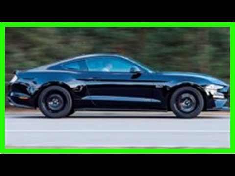 Test: Ford Mustang GT 2018
