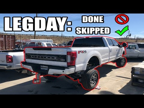 WHAT SEMA TRUCKS ACTUALLY LOOK LIKE!!