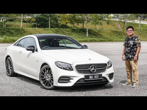 FIRST DRIVE: Mercedes-Benz E-Class Coupe Malaysian review – RM535k