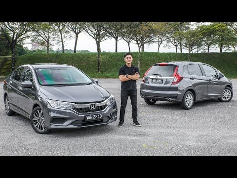 FIRST DRIVE: Honda City and Jazz Sport Hybrid i-DCD - RM85k-RM89k