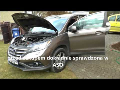 Nowa zabawka Fix and Drive  - Honda CR-V