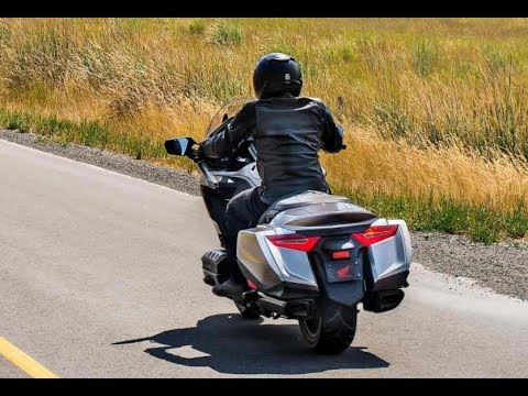 Ride Engine Performance Test Honda Gold Wing GL1800 - 2018