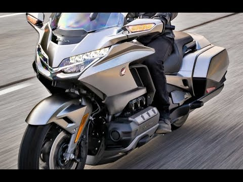 Road Test Honda Gold Wing GL1800 - 2018 Diesel Performance