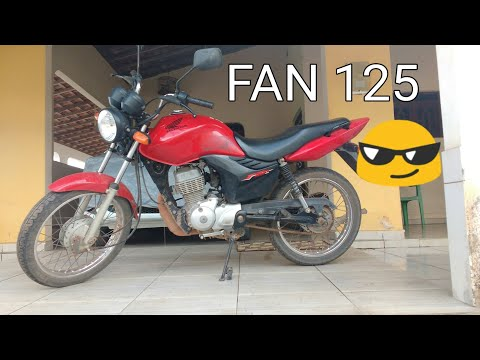 Test Drive Honda CG FAN 125 !