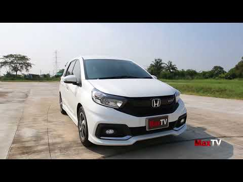 Test Drive : Honda Mobilio EP.1 By MaxTV / 24 MARCH 2018