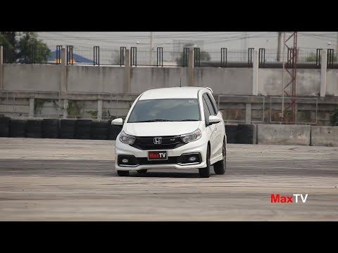 Test Drive : Honda Mobilio EP.2 By MaxTV / 31 MARCH 2018