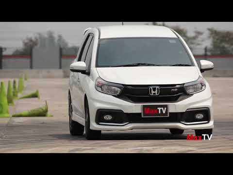 Test Drive : Honda Mobilio EP.3 By MaxTV / 7 April 2018