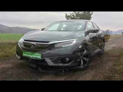 TEST: Honda Civic X 4D (sedan) 1,5 VTEC TURBO
