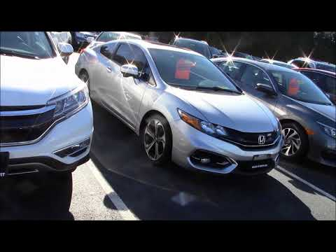 WEBE108 Tuesday Test Drive Honda of Westport: Used Car Inventory