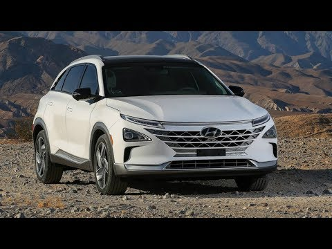 2018 Hyundai Nexo Interior,Exerior,Drive&Features  - Awesome Fuel Cell Electric SUV!
