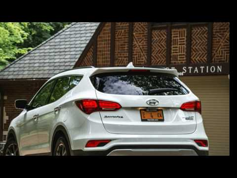 HOT NEWS!!! 2017 Hyundai Santa Fe Sport 2 0T AWD  REVIEW