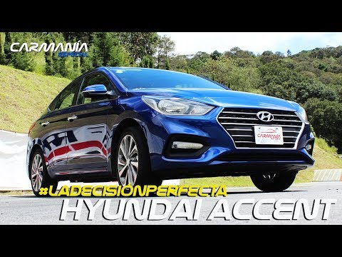 Hyundai Accent - CarMan?a