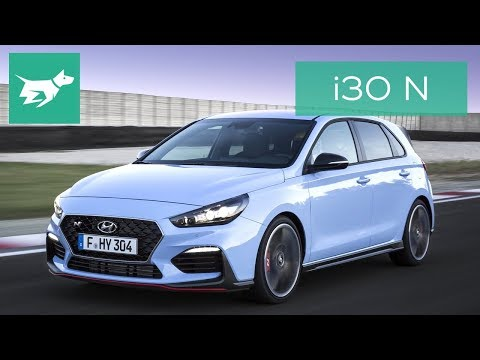Hyundai i30 N 2018 review