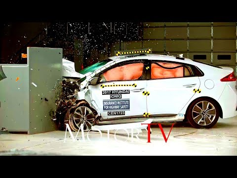 SAFETY : 2017 HYUNDAI IONIQ HYBRID l CRASH TEST