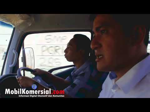 Test Drive Hyundai All New Mighty Isi Muatan 8 Ton (Overload)