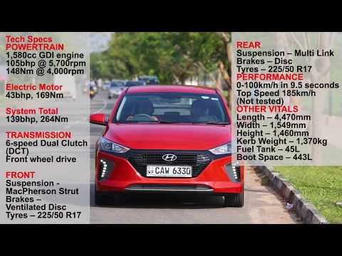 Test Drive - Hyundai Ioniq - JAN FEB 2018