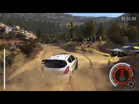 Test Hyundai i20 - Dirt Rally