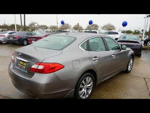 2013 INFINITI M37 in Harvey, LA 70058