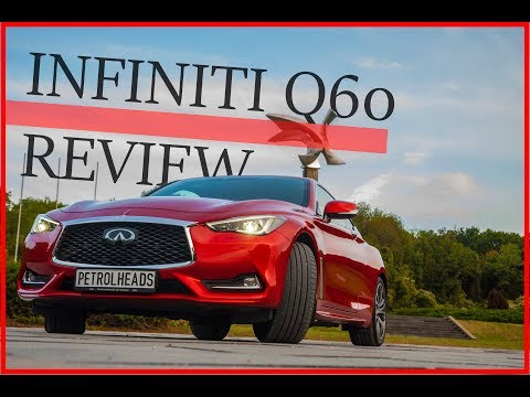 2017: Infiniti Q60 - Review and Test Drive