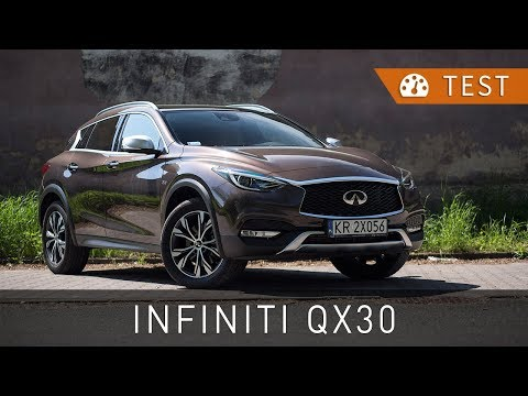 Infiniti QX30 2.2d 7DCT AWD Premium Tech (2017) - test [PL] | Project Automotive