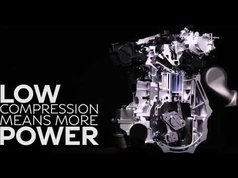 Infiniti VC Turbo Engine - Variable Compression Ratio Engine