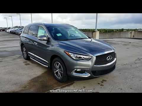 NEW 2017 INFINITI QX60 AWD at Sawgrass INFINITI New #171039