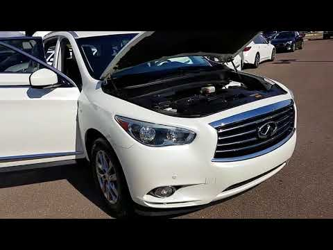 USED 2015 INFINITI QX60 FWD 4DR at INFINITI of Tampa Used #FC521800
