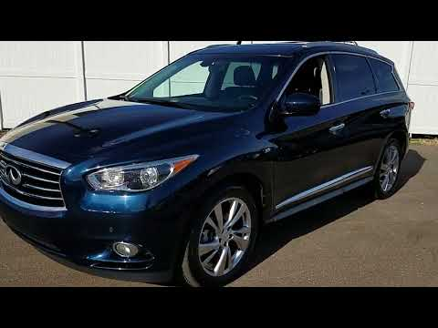 USED 2015 INFINITI QX60 FWD 4DR at INFINITI of Tampa Used #FC536643
