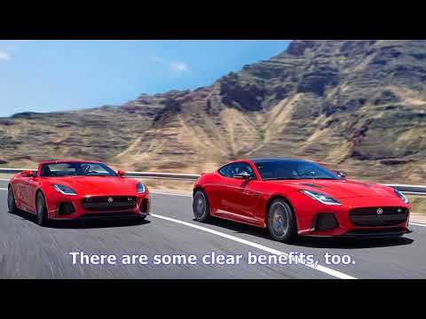 2018 jaguar f-type 2.0t first drive | review