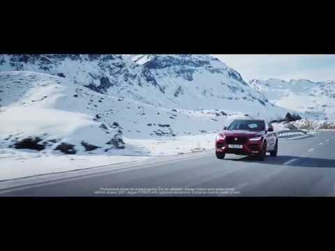 F-PACE All Wheel Drive - Jaguar Canada