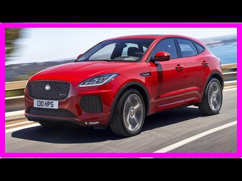 Jaguar E-Pace D240 R-Dynamic S AWD 2018 review